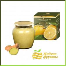 Лимонная паста +имбирь